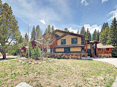 Photo for New Listing! Luxe Mountain Lodge w/ Private Hot Tub, Garage & Pool Table
