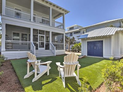 Photo for NEW! Luxury Panama City Beach Home w/Pool Access!