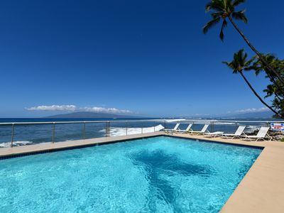 Photo for Surf Side Town Home at Puamana! Lahaina's Best Location! 35-2