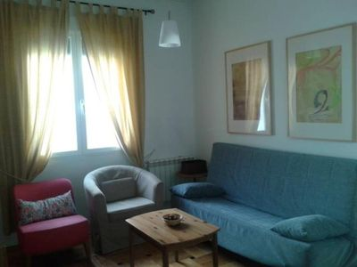 Photo for Centric and cosy apartment next to Place of Spain