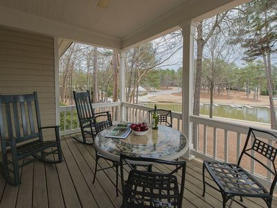Photo for Boardwalk at Marina Cove - Beautifully furnished cottage with breathtaking views