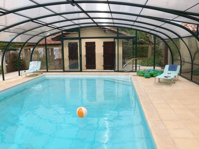 Photo for 3 Bed Gite with Private Pool near Bergerac, Dordogne