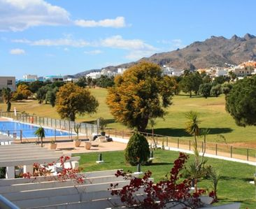 Photo for Apartment with WIFI at 100m from the beach in Mojacar Playa