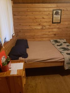 Photo for Sleeping Cabin 9, no bathroom, shower house access