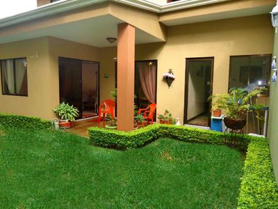 Photo for NO FEES!! Townhouse with Mountain Views & walking distance to Centro Heredia