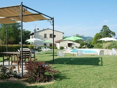 Photo for Villa Afrodite F: An elegant and welcoming apartment that is part of an ancient manor house, with Free WI-FI.