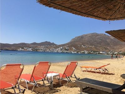Photo for 1BR House Vacation Rental in livadi serifos