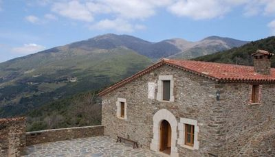 Photo for Cottage in the Montseny - Masia La Pallissa for 7 people