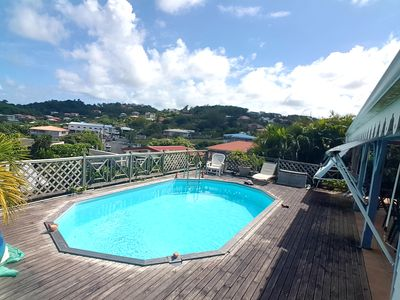 Photo for 1BR House Vacation Rental in Le vauclin, Martinique