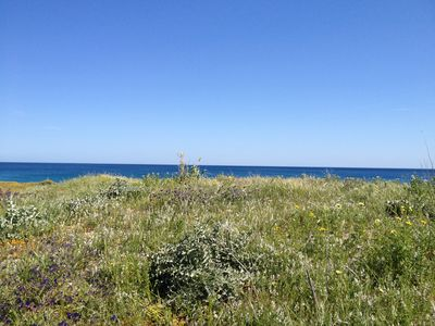 Photo for AT CUBOTTO Quality Stay - Penthouse with terrace a few steps from the sea