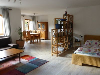 Photo for Beautiful apartment in a quiet, exclusive location in Homburg Schwarzenbach