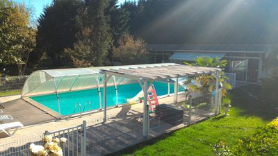 Photo for DOMAINE DES CYPRES SWIMMING POOL BOULODROME etc ....