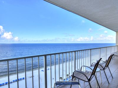 Photo for 3-Bedroom Beach-front Condo by Resort Collection-with Amazing Views