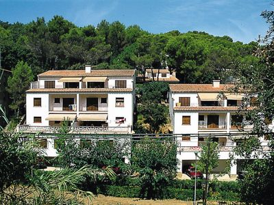 Photo for Apartment S'Esquirol (SAR130) in Sa Riera - 4 persons, 1 bedrooms