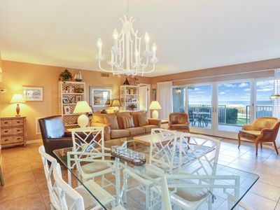 Photo for Beautiful 3 bedroom Oceanfront Condo on Amelia Island