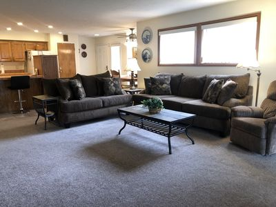Photo for Spacious and Comfortable Getaway with Awesome Amenities!