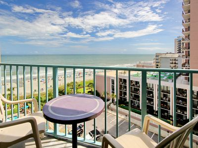 Photo for Watch the Dolphin Play from this Studio Condo on Golden Mile