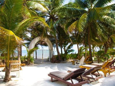 Photo for Tradewinds Paradise Villas 23A Ocean Front at only $140 - Summer Special!!