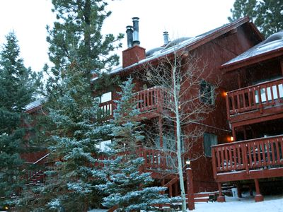Photo for 3 Bedroom, 3 Bath Condo, Across the Street from the Ski Area