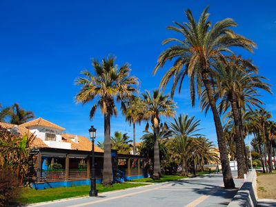 Photo for PROMO 28 July 3 August 730 euros Luxurious apartment 50m from the beach.