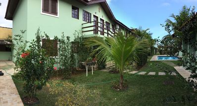 Photo for Chalets in Boraceia, within cond. Address of the Beach, one hundred meters from the beach