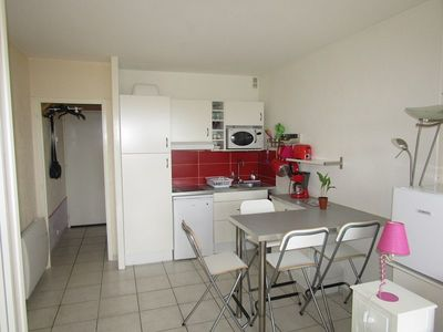 Photo for Studio ground floor for 2 people close to the beaches of Lacanau Océan