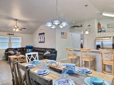 Photo for Blue Pineapple House: BRAND NEW, Beautiful Decor,Close to Town, Ocean Breezes