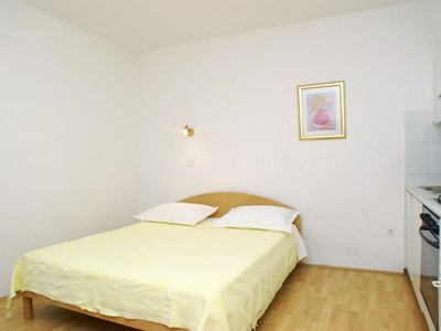 Photo for Studio flat with terrace Novalja (Pag)