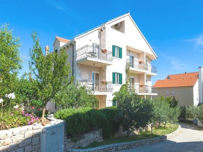 Photo for Apartments Jakov, (10373), Bol, island of Brac, Croatia