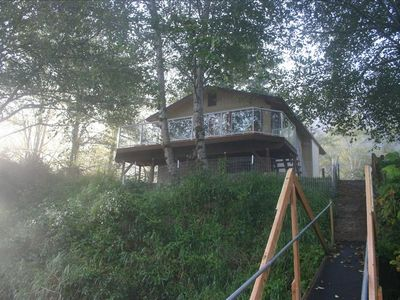 Photo for Siletz Riverhouse ~ Stay at Our Peaceful Haven on the River!