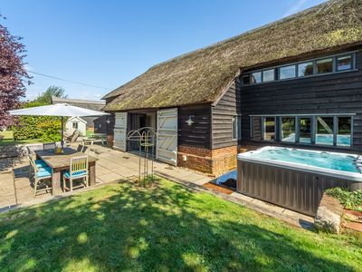 Photo for These barns provide accommodation for large gatherings with fantastic facilities