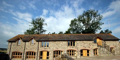 Photo for The Lower Arches, luxury Converted Barn in Devon countryside