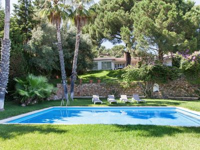 Photo for 6BR Villa Vacation Rental in Calonge, Costa Brava