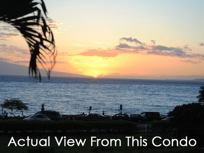 Photo for Unobstructed Views– Best Location in the Complex - Steps To Beach