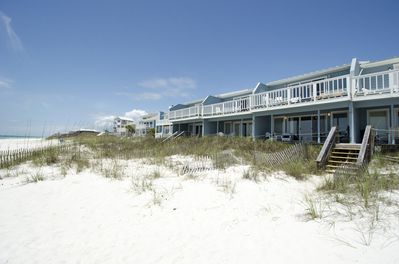 Three Steps to the Beach ~ Inlet Beach ~ Beach Side Exterior ~ Paradise Properties
