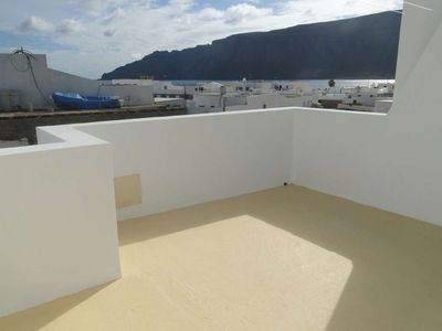 Photo for House in the center of Caleta del Sebo with Internet, Balcony (970006)
