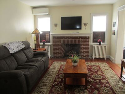 Photo for Beautiful Space In Central Location, Private full size multi room suite