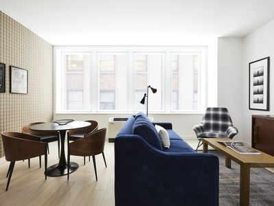 Photo for Sonder | Wall Street | Central 2BR + Lounge
