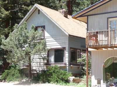 Photo for Mountain Cabin on 11 acres with pond and creek