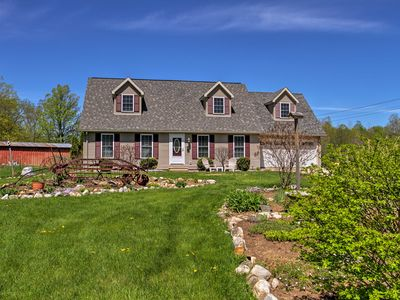 Photo for Pet-Friendly Manchester Home w/ Green Mtn Views!