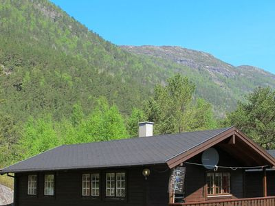 Photo for Vacation home Lavik (FJS292) in Sognefjord, Nordfjord, Sunnfjord - 4 persons, 2 bedrooms
