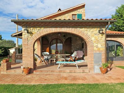 Photo for Vacation home Casale Di Nat (CMT290) in Casale Marittimo - 7 persons, 4 bedrooms