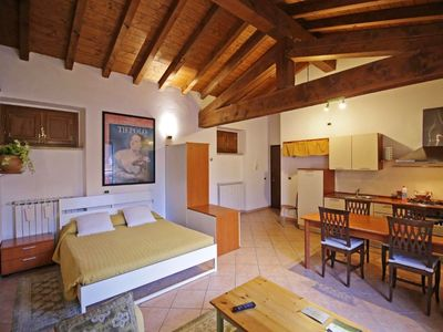 Photo for Homerez last minute deal - Studio in Monticelli Brusati