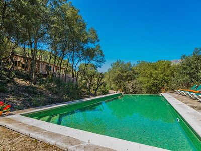 Photo for ☼ Can Llobera D'Alt - Finca in a beautiful forest location with private pool