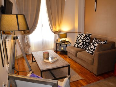 Photo for Cozy apartment in the heart of Nice