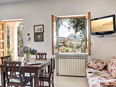 Photo for Holiday House- in Massa Lubrense with Capri's view