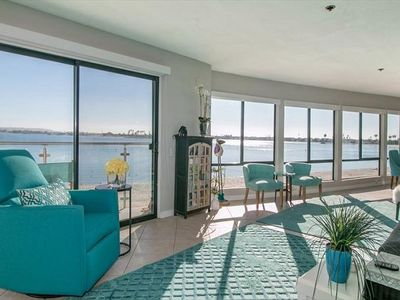 Photo for Bay Front Condo with Panoramic Water Views!