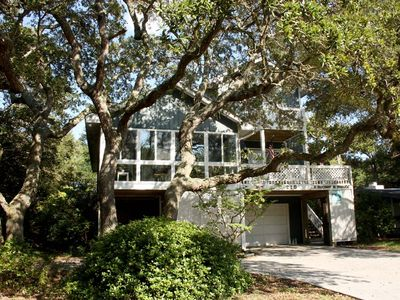 Photo for A Hideaway In Paradise: 3 Bed/2.5 Bath Home Adjacent to Oak Island Pier