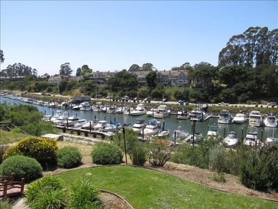 Photo for Gorgeous Yacht Harbor & Ocean Views from This Stunning Home with Hot Tub!