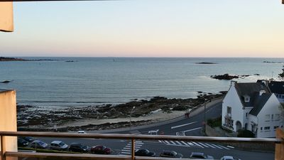 Photo for Full Studio Sea view, Waterfront, 2 to 4 people, parking, WiFi